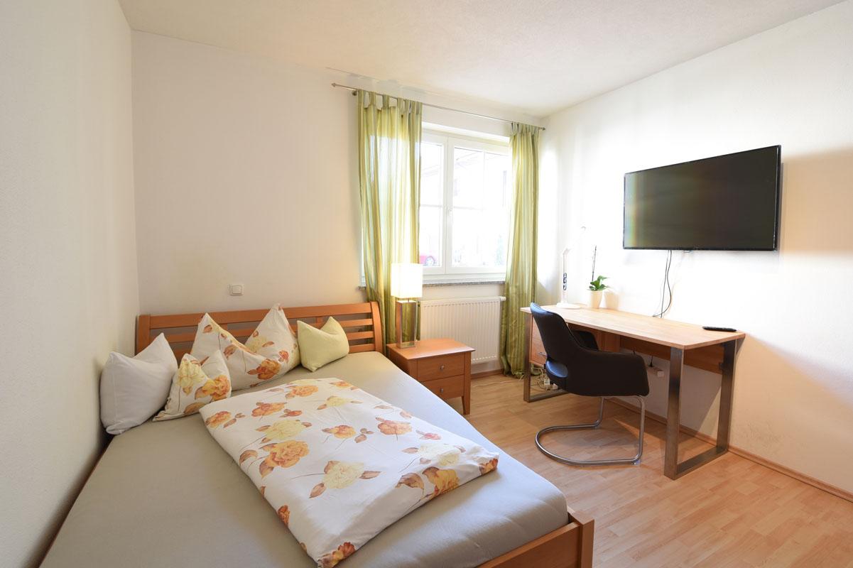 Schalfzimmer/Arbeitszimmer/Appartementeinheit · Schlafzimmer/Arbeitszimmer/Appartementeinheit  ...