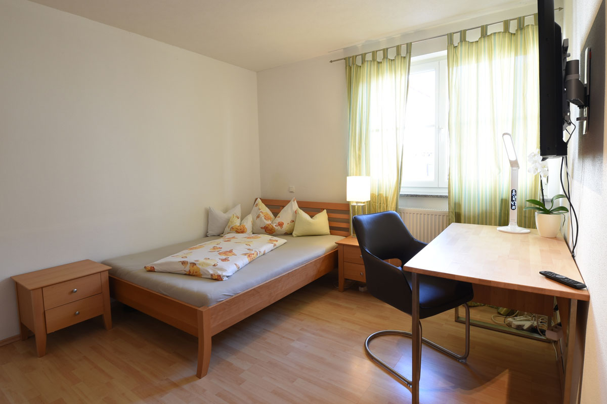 Schalfzimmer/Arbeitszimmer/Appartementeinheit ·  Schlafzimmer/Arbeitszimmer/Appartementeinheit .